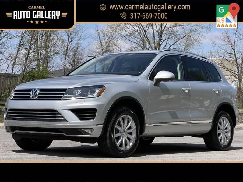 2015 Volkswagen Touareg for sale in Carmel, IN