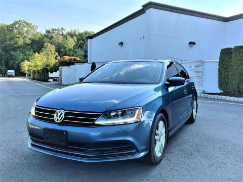 2017 Volkswagen Jetta for sale at Ultimate Motors in Port Monmouth NJ