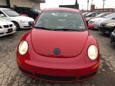 2007 Volkswagen New Beetle for sale at Six Brothers Auto Sales in Youngstown OH