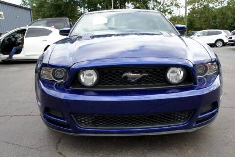 2014 Ford Mustang for sale at CU Carfinders in Norcross GA