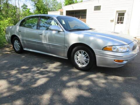 2002 Buick LeSabre for sale at ABC AUTO LLC in Willimantic CT
