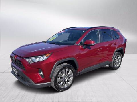 2019 Toyota RAV4 for sale at Fitzgerald Cadillac & Chevrolet in Frederick MD