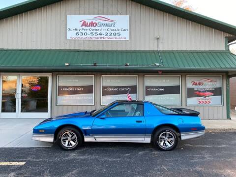 1985 Pontiac Firebird for sale at AutoSmart in Oswego IL