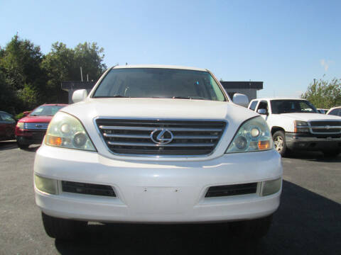 2006 Lexus GX 470 for sale at Olde Mill Motors in Angier NC