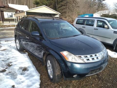 2005 Nissan Murano for sale at Seneca Motors, Inc. (Seneca PA) in Seneca PA