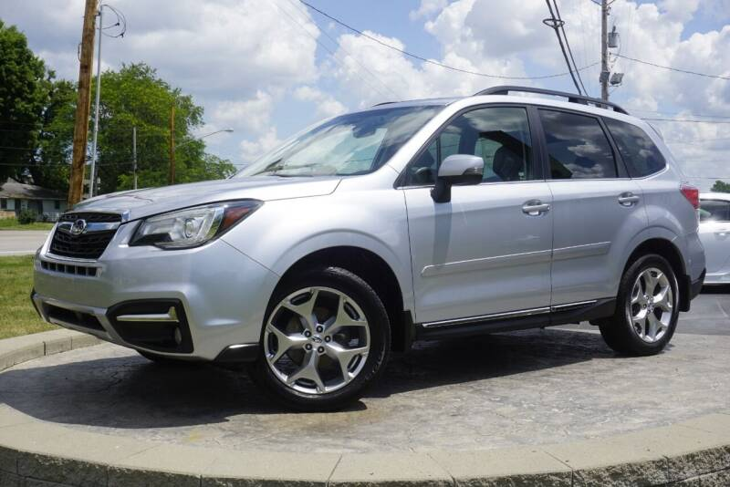2017 Subaru Forester for sale at Platinum Motors LLC in Heath OH