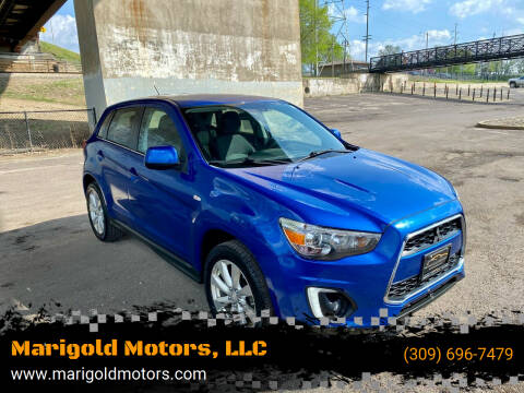 2015 Mitsubishi Outlander Sport for sale at Marigold Motors, LLC in Pekin IL