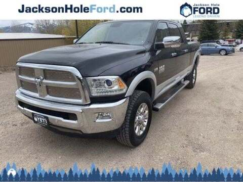 2016 RAM Ram Pickup 2500 for sale at Jackson Hole Ford of Alpine in Alpine WY