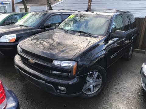 2004 Chevrolet TrailBlazer for sale at American Dream Motors in Everett WA