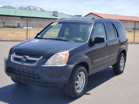 2003 Honda CR-V for sale at FRESH TREAD AUTO LLC in Springville UT