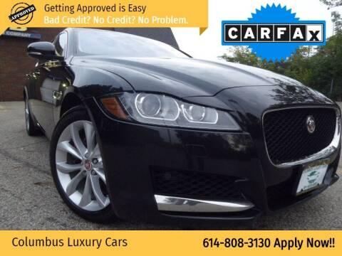 2015 Jaguar XF for sale at Columbus Luxury Cars in Columbus OH