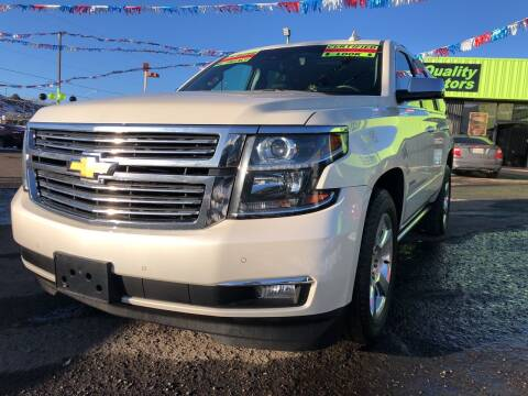 2015 Chevrolet Tahoe for sale at 1st Quality Motors LLC in Gallup NM