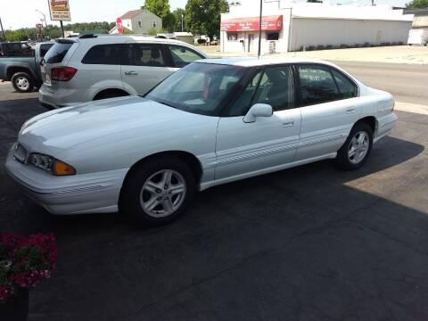 1996 Pontiac Bonneville for sale at Economy Motors in Muncie IN