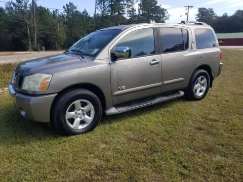 2006 Nissan Armada for sale at J & J Auto Brokers in Slidell LA