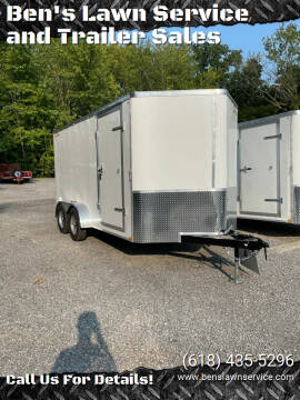 2022 Doolittle BL7X147K for sale at Ben's Lawn Service and Trailer Sales in Benton IL