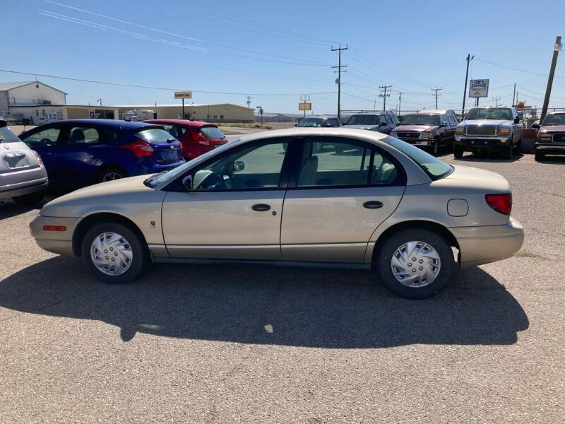 2000 Saturn S-Series for sale at AFFORDABLY PRICED CARS LLC in Mountain Home ID