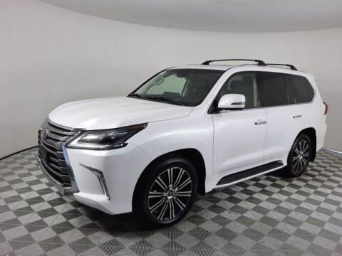 2020 Lexus LX 570 for sale at CU Carfinders in Norcross GA