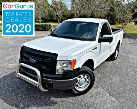 2014 Ford F-150 for sale at Brothers Auto Sales of Conway in Conway SC