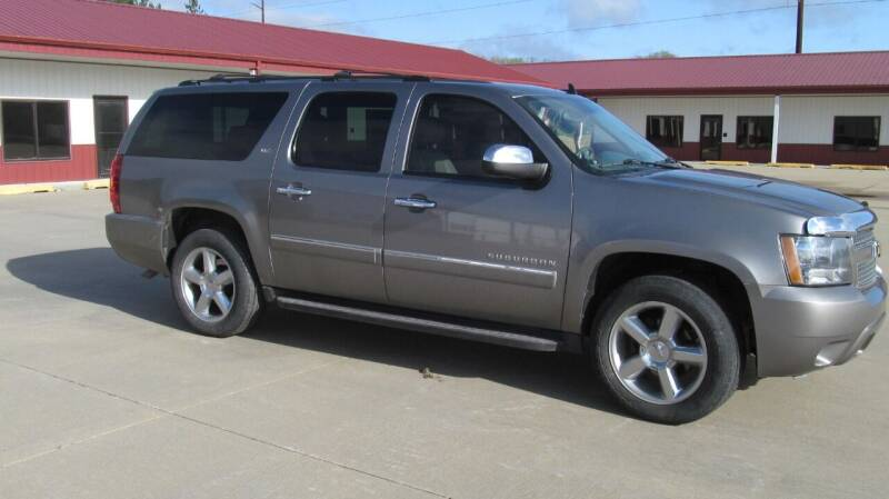 2012 Chevrolet Suburban for sale at New Horizons Auto Center in Council Bluffs IA