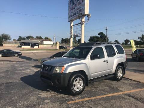 2008 Nissan Xterra for sale at Patriot Auto Sales in Lawton OK