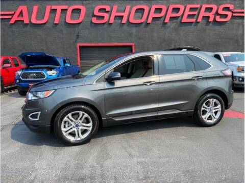 2018 Ford Edge for sale at AUTO SHOPPERS LLC in Yakima WA