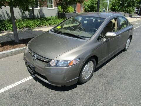 2006 Honda Civic for sale at Boston Auto Sales in Brighton MA
