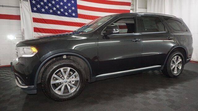 2016 Dodge Durango for sale at Taj Auto Mall in Bethlehem PA