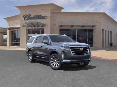 2021 Cadillac Escalade ESV for sale at Jerry's Buick GMC in Weatherford TX