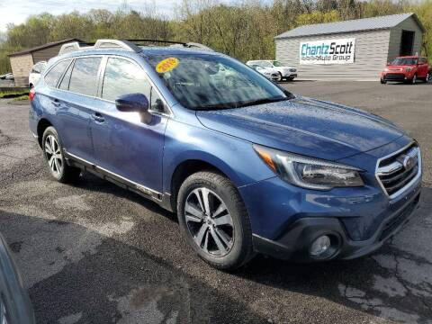 2019 Subaru Outback for sale at Chantz Scott Kia in Kingsport TN