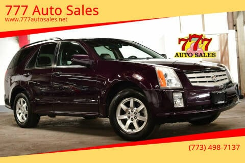 2008 Cadillac SRX for sale at 777 Auto Sales in Bedford Park IL