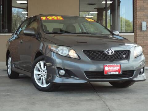 2010 Toyota Corolla for sale at Arandas Auto Sales in Milwaukee WI
