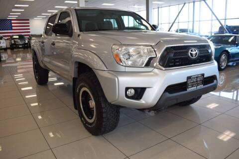 2012 Toyota Tacoma for sale at Legend Auto in Sacramento CA