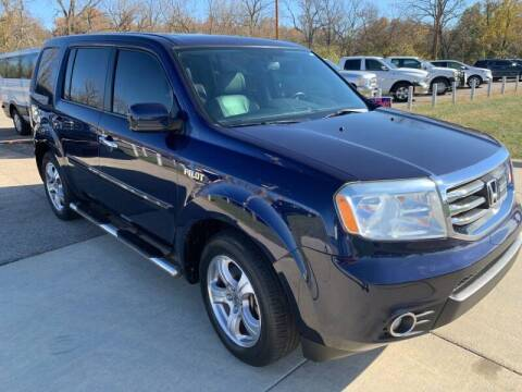 2013 Honda Pilot for sale at Ol Mac Motors in Topeka KS