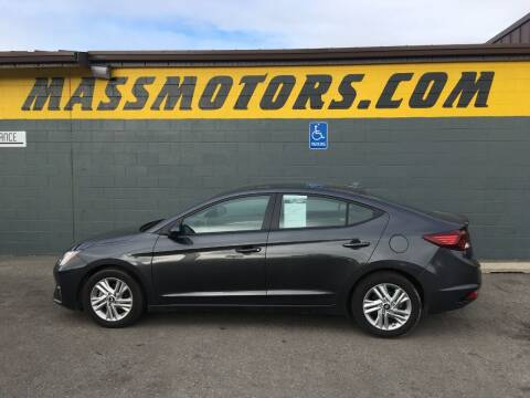 2020 Hyundai Elantra for sale at M.A.S.S. Motors - Fairview in Boise ID