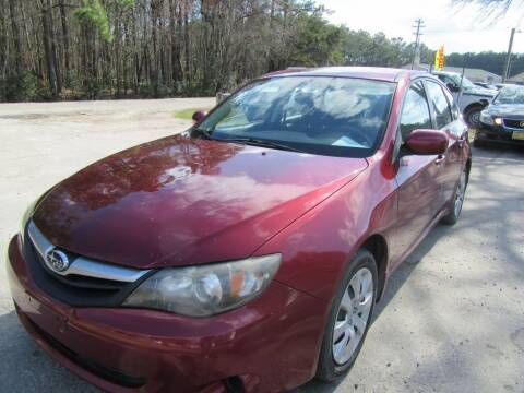 2010 Subaru Impreza for sale at Bullet Motors Charleston Area in Summerville SC
