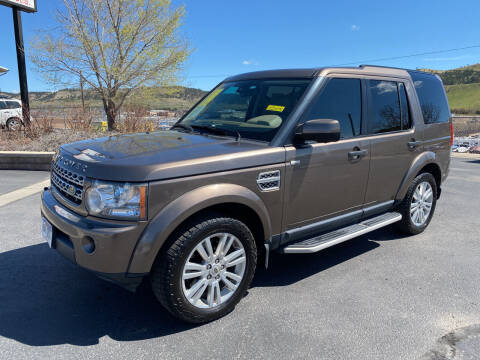 2010 Land Rover LR4 for sale at Big Deal Auto Sales in Rapid City SD