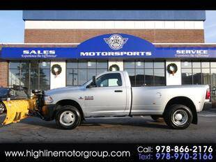 2016 RAM Ram Pickup 3500 for sale at Highline Group Motorsports in Lowell MA