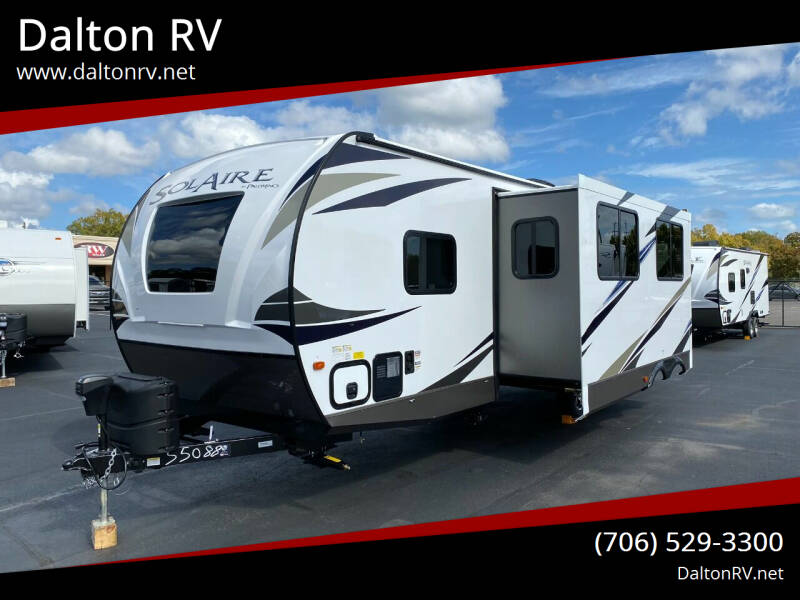 2021 Palomino Solaire Ultra Lite 268BHSK for sale at Dalton RV in Dalton GA