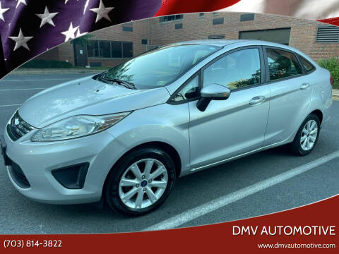2013 Ford Fiesta for sale at DMV Automotive in Falls Church VA