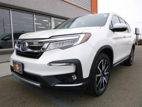2019 Honda Pilot for sale at Torgerson Auto Center in Bismarck ND