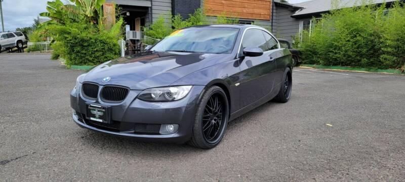 2007 BMW 3 Series for sale at Persian Motors in Cornelius OR