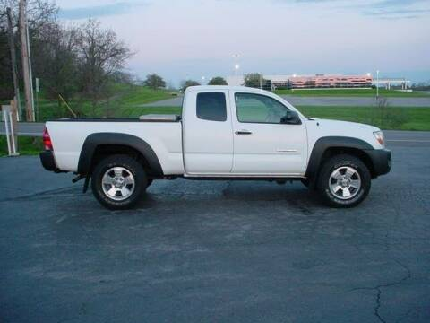 2005 Toyota Tacoma for sale at Westview Motors in Hillsboro OH