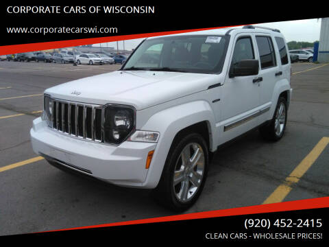 2012 Jeep Liberty for sale at CORPORATE CARS OF WISCONSIN - DAVES AUTO SALES OF SHEBOYGAN in Sheboygan WI