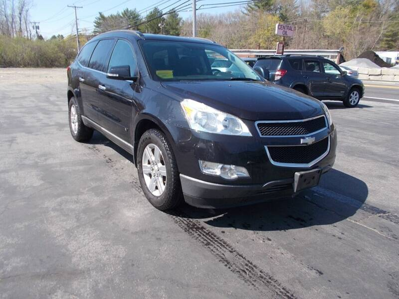 2010 Chevrolet Traverse for sale at MATTESON MOTORS in Raynham MA