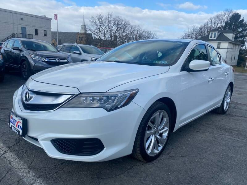 2016 Acura ILX for sale at 1NCE DRIVEN in Easton PA