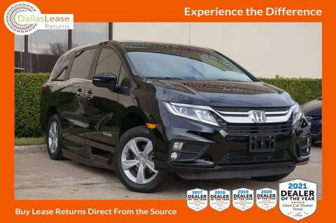 2019 Honda Odyssey for sale at Dallas Auto Finance in Dallas TX