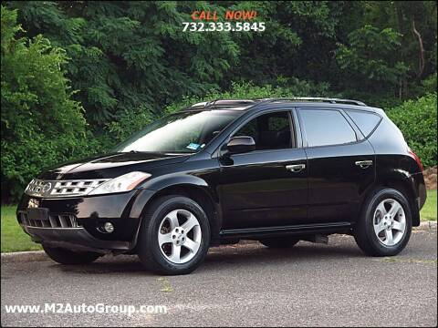 2004 Nissan Murano for sale at M2 Auto Group Llc. EAST BRUNSWICK in East Brunswick NJ