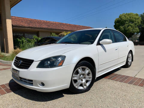 2005 Nissan Altima for sale at Auto Hub, Inc. in Anaheim CA