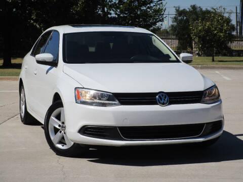 2014 Volkswagen Jetta for sale at Ritz Auto Group in Dallas TX