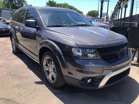 2016 Dodge Journey for sale at Champs Auto Sales in Detroit MI